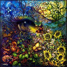 Laura Zollar ~ Eye of Venus