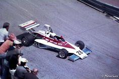 f1 Mark Donahue Penske PC1 F1 car Monaco