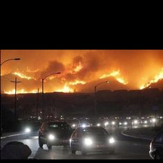 Waldo Canyon fire - CO As long as I live I will never forget this day, It truly was a Tuesday from Hell!
