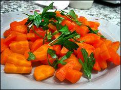Zanahorias -preparado-