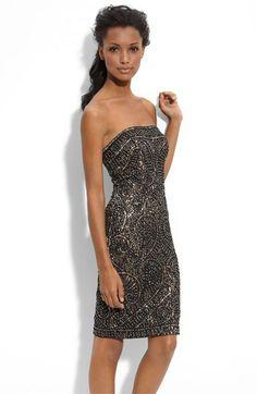 gorgeous Sue Wong dress