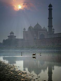 The Taj Mahal | India
