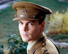 Gilbert Blythe should never have been in that uniform but my gosh Jonathan Crombie makes it look good! Such a handsome man even when he was older... Such a beautiful man inside and out!