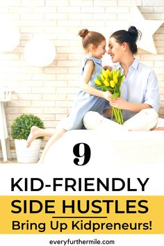 Side hustles are a great idea to boost your income, but as a mom it can be hard to take more time from your children. Learn how you can make some extra money while encouraging your own kidpreneur with these great kidpreneur ideas and activities. Make More Money, Extra Money, Teaching Overseas, Get More Followers, Young Entrepreneurs, Instagram Influencer, Pinterest For Business, Creating A Blog, Work Travel