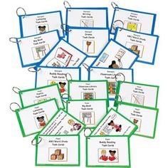 Literacy Work Station Task Cards: Emergent And Fluent Levels- Bilingual