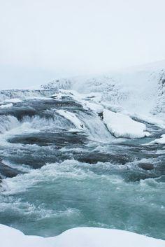 Gulfoss, Iceland    #wanderlust