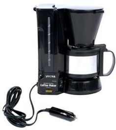 Vector 12-Volt Portable Coffee Maker