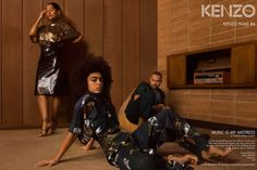 KENZO Releases Stunning SS17 Short Film 'Music Is My Mistress' - MISSBISH | Women's Fashion Fitness & Lifestyle Magazine