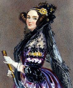Ada Lovelace - an inspiration to the computing world.