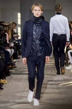 Male Fashion Trends: Officine Générale Fall-Winter 2017 - Paris Fashion Week
