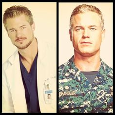 Dr. and Captain McSteamy =)