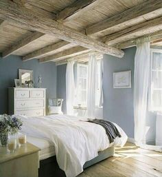 9 Sea Inpired Bedrooms That Will Make You Think Of Vacation (Daily Dream  Decor)