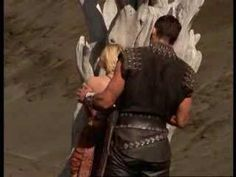 Xena: Ares and Gabrielle
