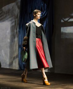 Get Inspired / Prada Fall 2013