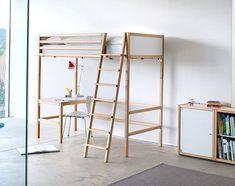Etagenbett Ecklösung : Die 13 besten bilder von hochbett gestaltungsideen fürs