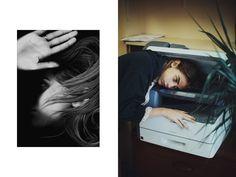 Karen Wilms by Fanny Latour-Lambert