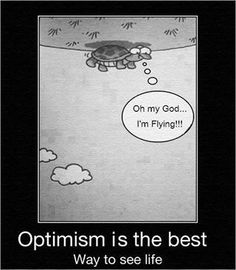 Optimism is the Best!!