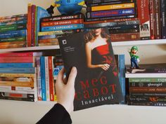 All Things Blue: Insaciável - Meg Cabot