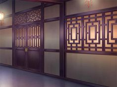 Chinese Door, Chinese Background, Anime Places, Episode Backgrounds, Fantasy Places, Anime Scenery, Concept Art, Backdrops, Indoor