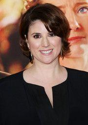Melanie Paxson Short Wavy Cut