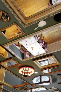 ...I would love a ceiling like this