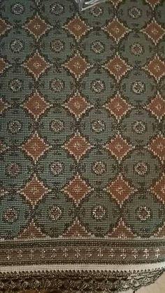 Cross Stitch Embroidery, Cross Stitch Patterns, Needle Felting, Needlework, Fabrics, Sewing, Crochet, Farmhouse Rugs, Driveways