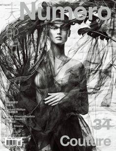 Toni Garrn by Txema Yeste for Numéro China #34 November 2013