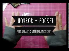 Pocket letter in Horror style Step by step * Pocket Letters, Letter Board, Mixed Media, Horror, Challenges, Cards Against Humanity, Lettering, Blog, Drawing Letters