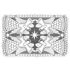 """Heritage Lace Glorious Angels 14-Inch by 19-Inch Placemat, White, Set of 2 by Heritage Lace. $9.99. Made in USA. Measures 14-inch by 19-inch. 100-Percent polyester. Machine wash and lay flat or hang to dry. Medium-gauge lace. Heritage Lace glorious angels 14"""" by 19"""" set of 2 white placemat. Heavenly hosts proclaiming the birth of the savior give these home textiles the traditional beauty and timeless appeal of Christmas. Make in USA. Medium-gauge lace. 100-percent polye..."""