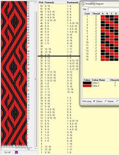 16 tarjetas, 2 colores, repite cada 34 movimientos // sed_211༺❁