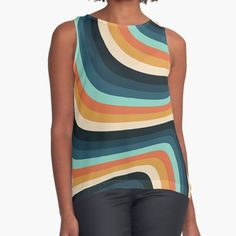 ind3finite Shop | Redbubble Rainbow Star, Preppy, Stylish, People, Shopping, Tops, Shell Tops, People Illustration, Preppy Style