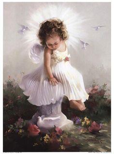 Baby angel # 2