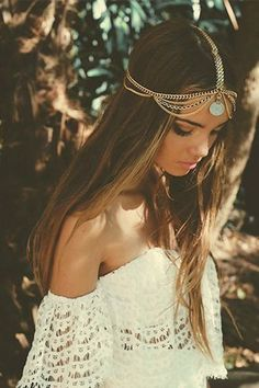 #Boho #Chic #HairTrend