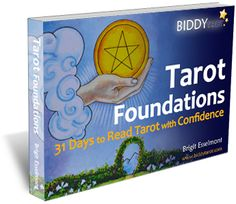 78 Whispers In My Ear: Tarot Foundations by Brigit Esselmont, Day 1
