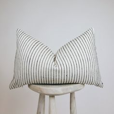 Cotton decorative pillow handmade in Thailand. Fabric and pillow made by hand, so each will differ slightly. Throw Rugs, Throw Pillows, Turkish Towels, Love Design, Home Collections, Hand Towels, Pillow Inserts, Decorative Pillows, Fabric