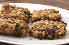 Homemade Gluten-Free Granola Bars with Dairy-Free Protein
