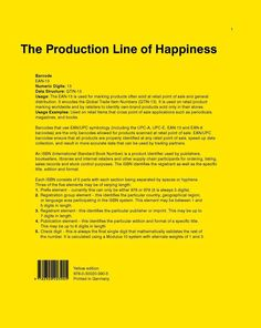 Christopher Williams: The Production Line of Happiness (Whitechapel Art Gallery, London: Exhibition Catalogues) Design Observer, Production Line, Paper Book, Museum Of Modern Art, Book Recommendations, Catalog, Art Gallery, Cover, Happy