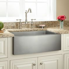 BLANCO IKON™ Silgranit Apron Front Farmhouse Kitchen Sink    BLANCO Is  Pleased To Introduce The Worldu0027s First Apron Front Sink Made Of Natural Gru2026