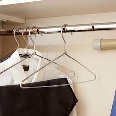 Open Hook Heavy Duty Metal Hanger - 50/Case Wire Coat Hangers, Coat Hooks Wall Mounted, Pant Hangers, Metal Hangers, Jacket Hanger, Drape Pants, Clothes Hooks, Hotel Guest, Retail Interior