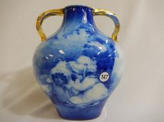 Royal Doulton Babes in the Woods Vase. Sold $150