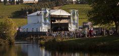 Concert at Josef Chromy, Tasmania