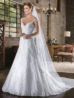 d00ef947ac 27 melhores imagens de Coleção Vestidos de Noiva Dallas