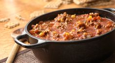 Chili is a great fall food that everyones in the mood for anyway, so spice up a little competition at your next party by hosting a chili cook-off!