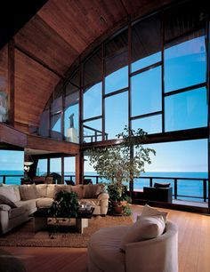 California Coastal Living | Houses of the Sundown: The architectural vision of Harry Gesner