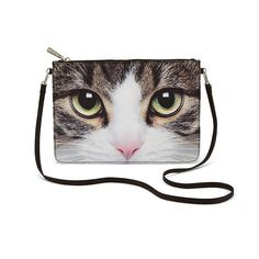 Catseye, Tabby Cat Cross Body Bag. - Cat and Dog Crazy