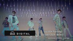 Top 100 K-Pop Songs for October 2014 Week 3