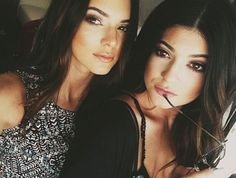 15 Style Lessons We Can Learn From Kendall And Kylie Jenner: http://bit.ly/1rywuOt | StyleList Canada