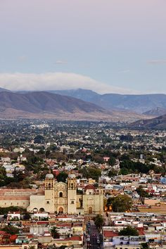 ✯ Oaxaca - Mexico. Love this place