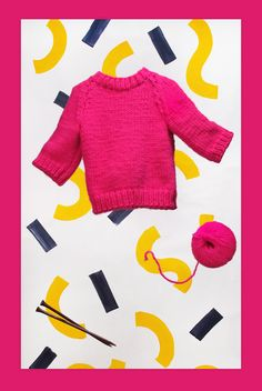 Miss cloudy 101 knitting basics Crédit photo : JLL photographies / Pattern : Amy Joyvey / Tricot : Miss Cloudy
