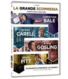 La grande scommessa, un film da vedere almeno una volta la settimana con Steve Carell, Christian Bale, Brad Pitt e Ryan Gosling